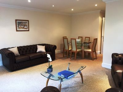 Photo for BOURNECOAST: CENTRALLY LOCATED IN TOWN CENTRE - FM853