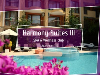 Photo for LOVELY LUXE-CLASS APARTMENT AT HARMONY SUITES III