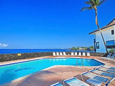 Photo for Great Rates for Oceanfront - Sea Village Condo - Kona, Hawaii 3109