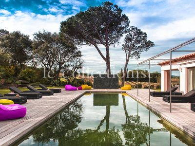 Photo for 6BR Villa Vacation Rental in Saint-Tropez, France
