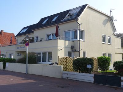 Photo for Apartment Laboe for 1 - 8 people with 3 bedrooms - Apartment