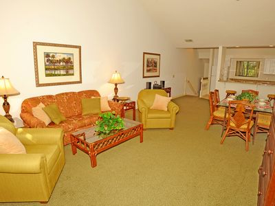 Photo for 2BD on the South End of Hilton Head Island - Golf + Forest Preserve Views