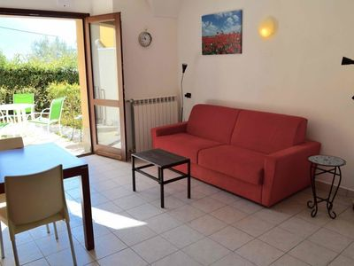 Photo for Apartment in the center of Acquaseria with Air conditioning, Terrace (677812)
