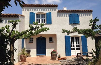 Photo for 4BR Villa Vacation Rental in Oupia, Occitanie
