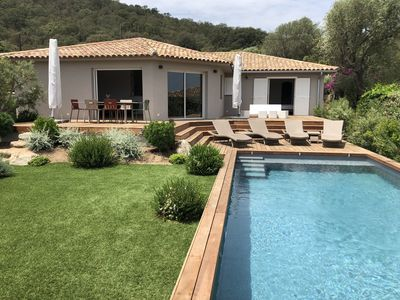 Photo for 2BR Villa Vacation Rental in PORTO-VECCHIO