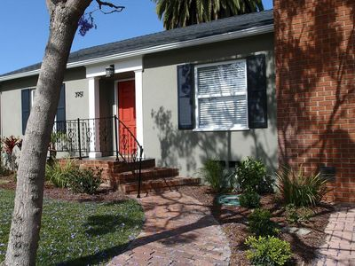 Photo for Beautiful Home with Private yard, Close To Beaches, Theme Parks, Biking & Fun!