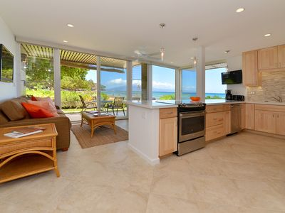 Photo for Hale Kai #101 - Your Home by the Sea in West Maui