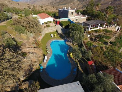 Photo for Villa ATHENA - five bedroom villa with private pool - winery -barbecue - helipad