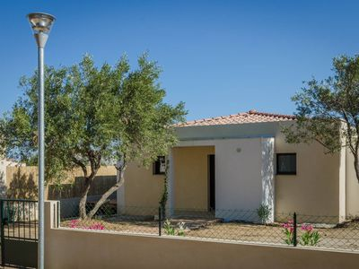 Photo for Perfect beach location! Villa very nice and comfortable private garden