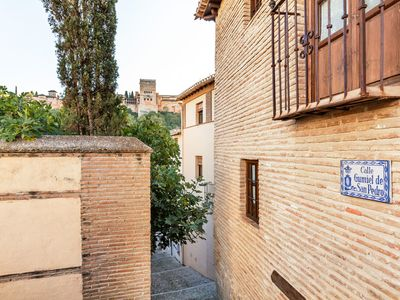 Photo for City apartment near the Alhambra (Granada).