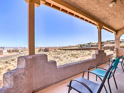 Photo for Pet-friendly Adobe ~ 3.6 Miles to Lake Powell!
