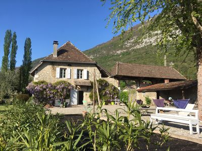 Photo for family house, Lake Bourget (73) 6 persons