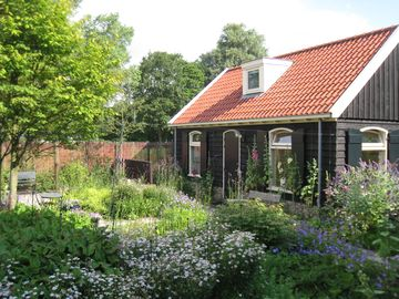 Romantic  House, outskirts,10 min from Centre Amsterdam