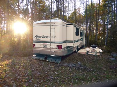 Photo for RV Glamping in a luxury RV