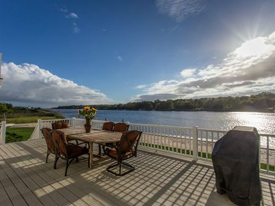 Photo for Gorgeous 2,800 Sq Ft Waterfront Vacation Home