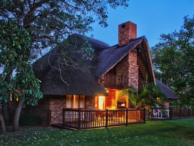 Photo for Cambalala - Unit 2 - Luxury Self Catering Vacation Rental In Kruger Park Lodge