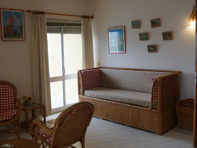 Photo for TOWER APARTMENT, 1 BEDROOM, ACCOMODATES 2, SEA VIEW, FREE WIFI