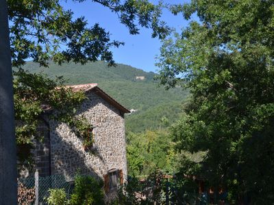 Photo for Villa  Private Pool Beautiful Gdns & Views   Cortona  Tuscany /Umbria border  10