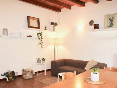 Photo for IL CORTILETTO TORRE TASSO Apartment Bellagio - Charm and comfort away from home
