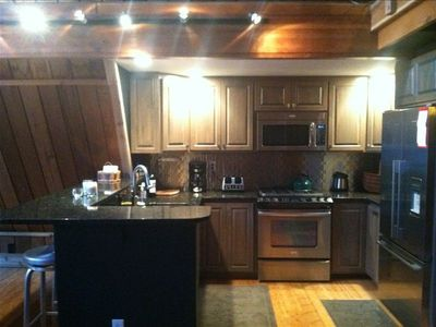 Photo for Holimont, Ski-in, Ski-Out. 5BR, 3.5bath a-Frame Chalet.