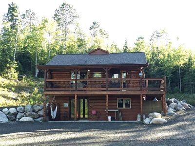 """Indian Bay Hideaway"" located just across the road from  Lake Vermilion"