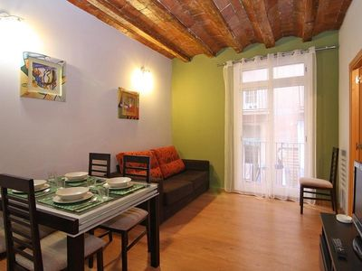 Photo for Apartment 100 meters from Las Ramblas