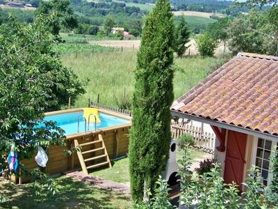 Photo for Gite Fargues (Landes), 3 bedrooms, 6 persons