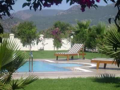 Photo for Villa in Beautiful Rural Location *Price includes car hire and airport transfers