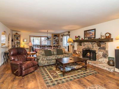 Photo for Charming 3BR Tahoe Tyrol Chalet w/ Hot Tub, Sauna & Pool – Mins to Heavenly