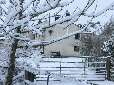 Photo for Lower Hawkstones Farm, 17C Pennine Farmhouse