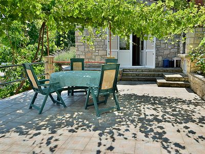 Photo for Vacation home Ratimir  in Šolta/Rogač, Central Dalmatia/ Islands - 4 persons, 1 bedroom