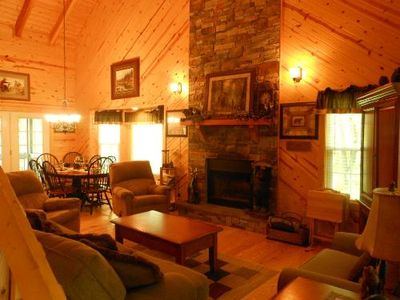 Photo for Pine Cabin at Blairsville