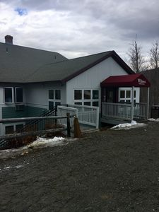 Photo for 2BR Condo Vacation Rental in Jeffersonville, Vermont