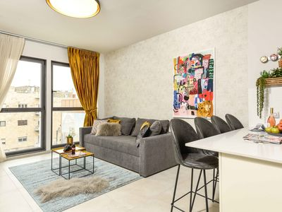 Photo for Elegant J Tower I - One Bedroom Apartment, Sleeps 4
