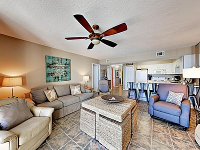 Photo for Seaside Beach & Racquet 5815 with Gorgeous Gulf Front Views!