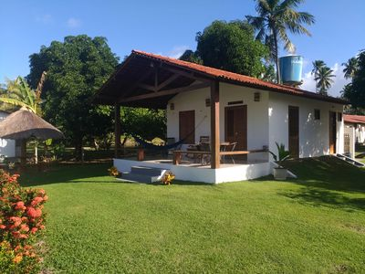 Photo for Chalet of the Forest. Sítio Praia dos Carneiros