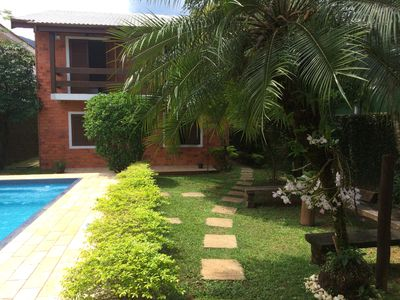 Photo for INCREDIBLE SOBRADO FOR 20 PEOPLE. RECREATION AREA. SPACIOUS ROOMS.