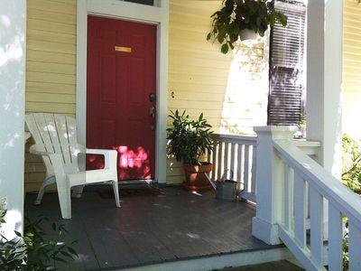 Photo for Classic Cottage in Historic Downtown Completely Updated