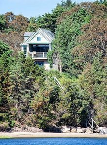 Photo for SECLUDED NEW HOME ON LITTLE PLEASANT BAY WITH PRIVATE BEACH