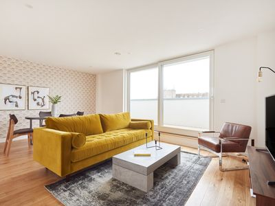 Photo for Chic 2BR Penthouse in Camden by Sonder