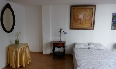 Photo for FAMILY COMFORT IN LUXURY, FURNISHED, SPACIOUS AND CENTRAL APARTMENT