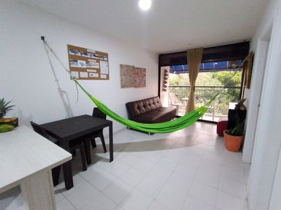 Photo for Cozy 1 bedroom apartment in the Rodadero, sea view 404