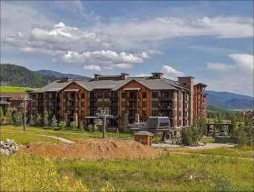 Photo for 1-Bedroom + Den - Air Conditioned Penthouse Condo with Views, Gondola Ride to and from Ski Slopes