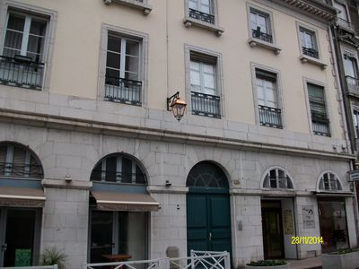 Photo for 1BR Apartment Vacation Rental in Pau
