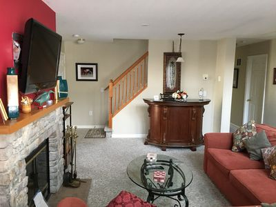 Photo for Lovely Vacation Home in Resort Community sleeps 12/3 bath Upgraded furnishings