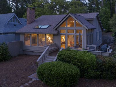Photo for Beautiful Home in Hilton Head with Fairway Views! 5 Mins from Harbour Town!