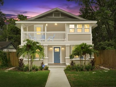 Beautiful Spacious Bungalow in the heart of St. Pete