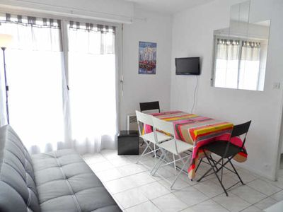 Photo for LE SPORTING - 2 rooms - Sleeps 4