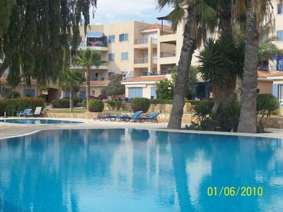 Photo for Kings Palace Apartments Pool and Sea Views