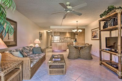Up to 4 guests can enjoy the on-site amenities and ideal location.